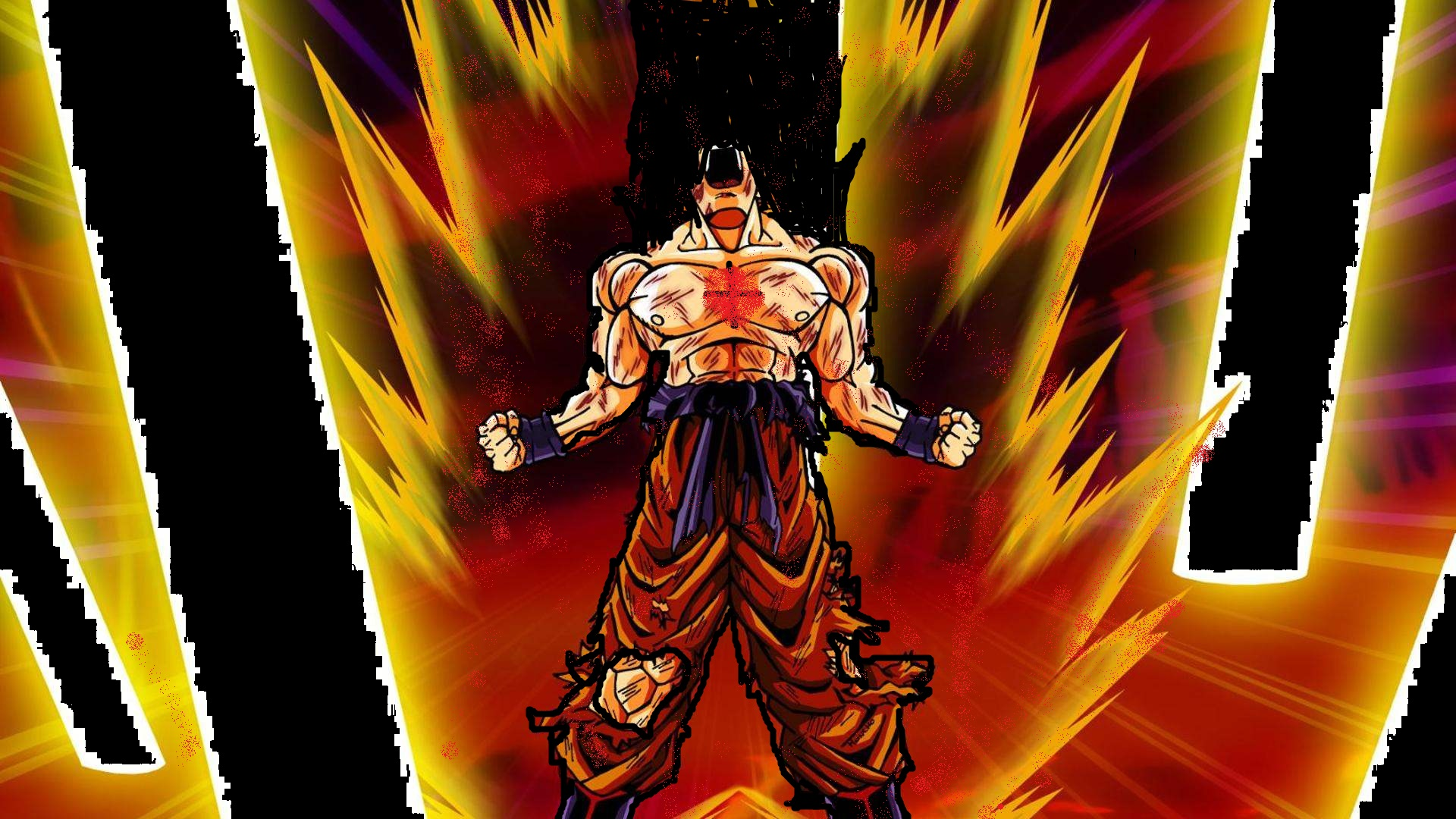 Image Son Goku Dragon Ball Super Saiyan Desktop 1920x1080 Hd