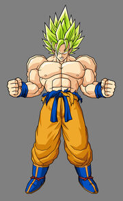 Goku lssj by hsvhrt-d3kugks