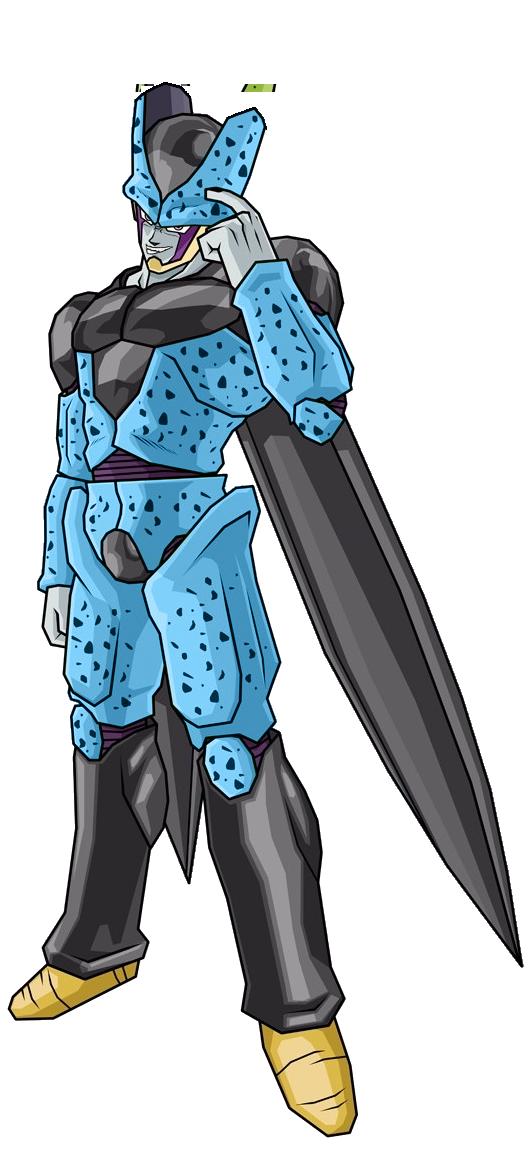 Adult Cell Junior Dragon Ball Fan Fiction Multiverse Wiki Fandom
