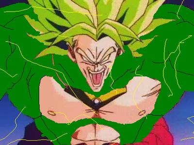 Legendary Omega Saiyan