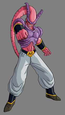 Super Buu Janemba Absorbed by hsvhrt