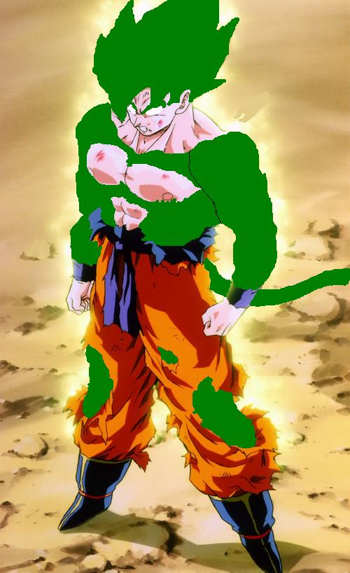 Omega Saiyan Dragon Ball Fan Fiction Multiverse Wiki Fandom