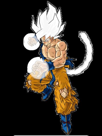 SS10 Goku