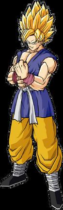SS Adult GT Goku