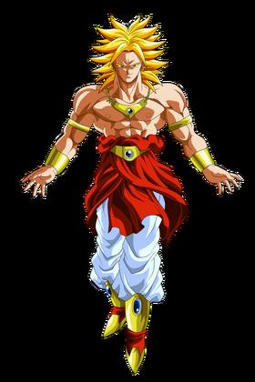 Super Saiyan 1 Broly
