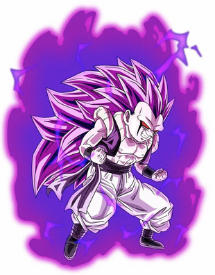 Villainous Mode Gotenks