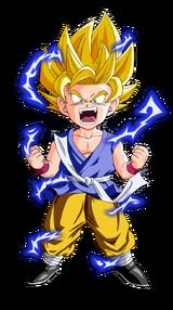 GT Ascended Goku