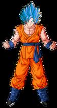 God Super Saiyan Goku