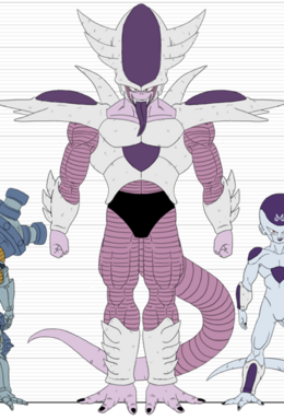 Frieza Other Form