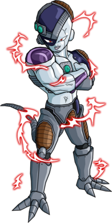 Frieza (Mecha 100%)