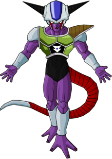 Cooler 1st Form (Armored)