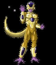 Rage Golden Frieza