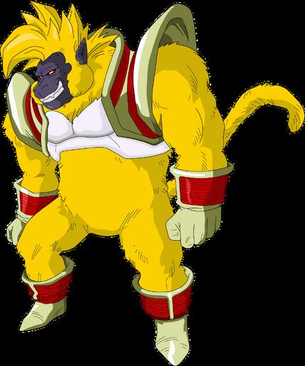 Golden Great Ape Baby