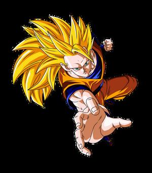 Z Goku SS3
