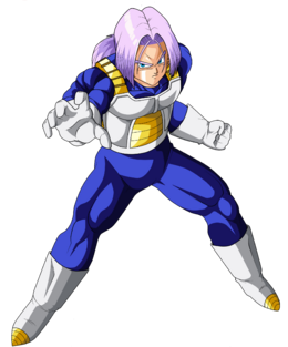 Adult Future Trunks
