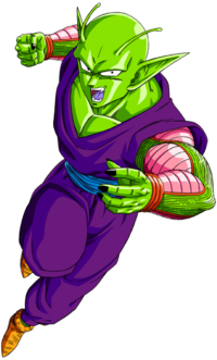 Super Namek Piccolo