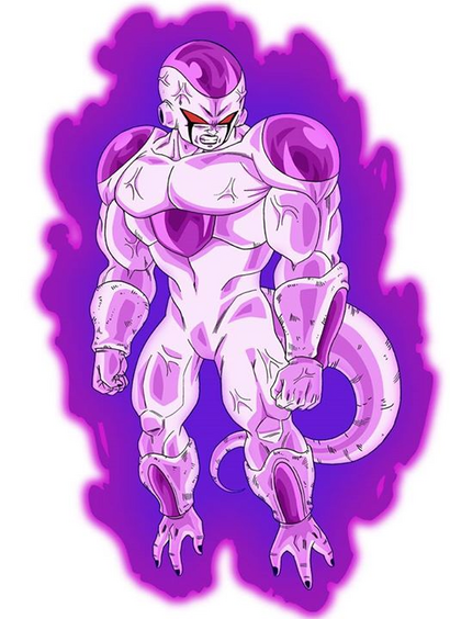 Villainous Mode Frieza