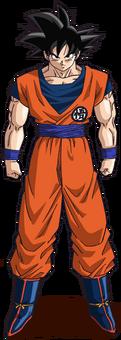 Goku botg