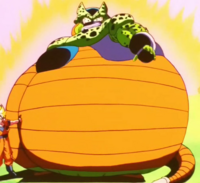Semi-Perfect Cell (explosion form)