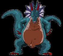 Naturon Shenron (Pan absorbed)