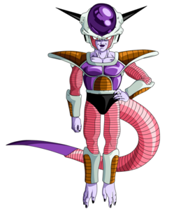 Freiza 1st Form (Armored)