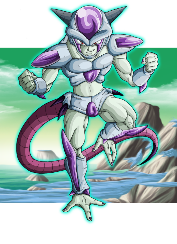 Image - Frieza 6th Form.png | Dragon Ball Power Levels ...