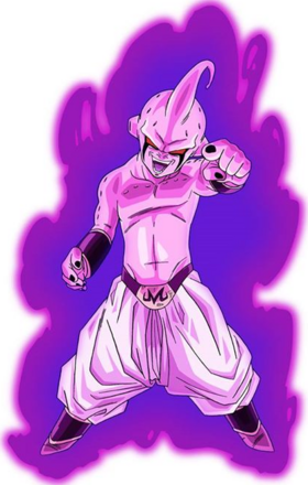 Villainous Mode Kid Buu