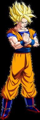 Full power super goku