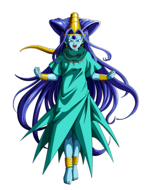 Oceanus Shenron (Princess Oto)