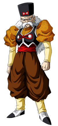 Gero (Android 20)
