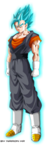 Vegetto ssj dios azul by naironkr-d9o8j8g