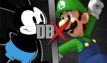 Oswald vs Luigi