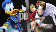 Pato Donald vs Pit