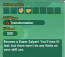 Super Saiyan (Skill)