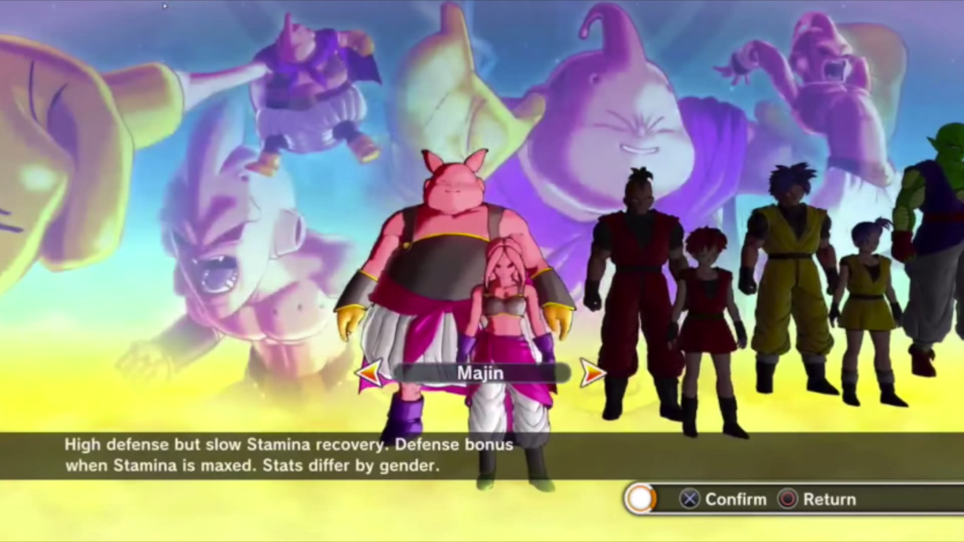 Dragonball Xenoverse  Character Builds Namekian