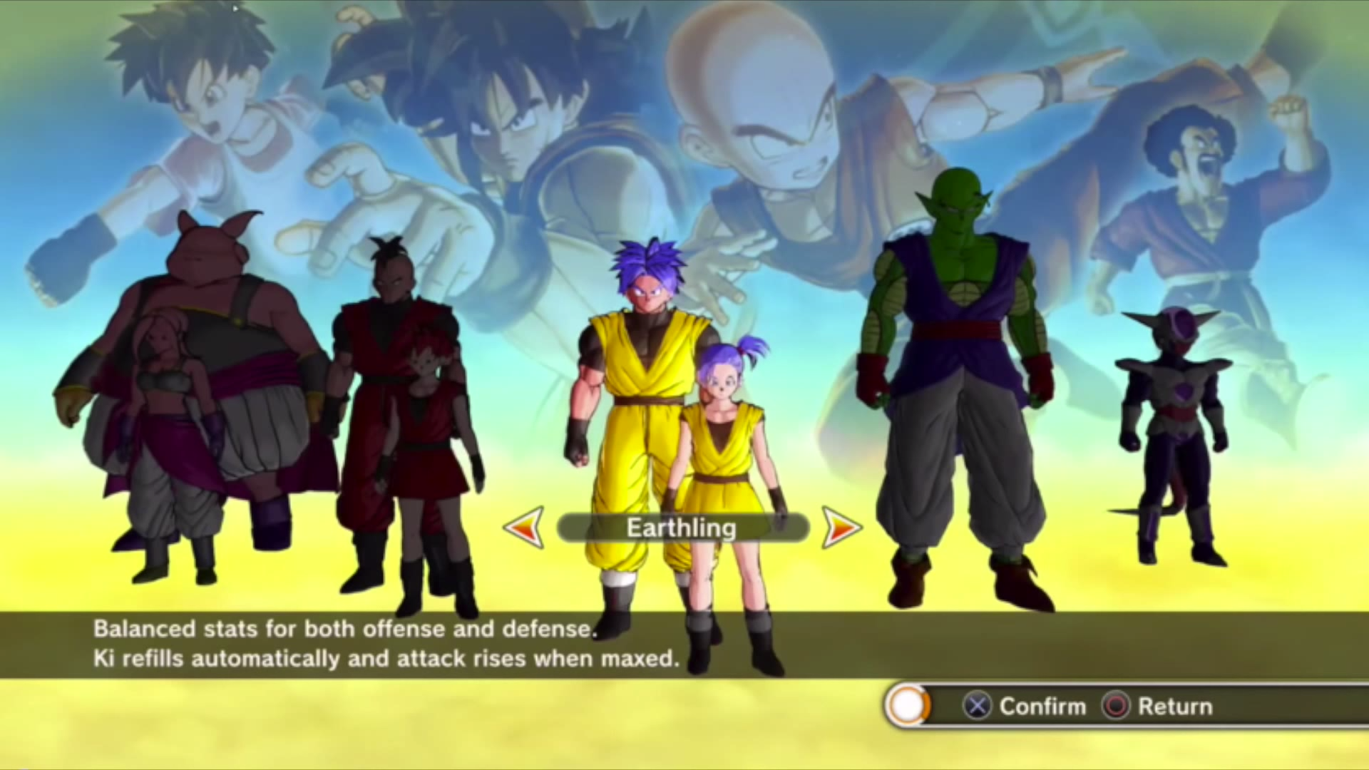 Races | Dragon Ball XenoVerse Wiki | FANDOM powered by Wikia