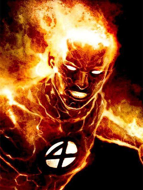 Human Torch | DBX Fanon Wikia | FANDOM powered by Wikia