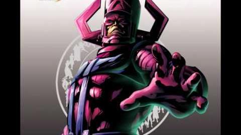 Marvel vs Capcom 3 - Galactus' Theme