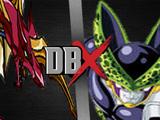 Dragonoid vs Cell