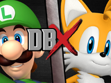 Luigi vs Tails
