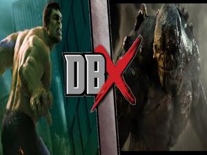Hulk vs DD