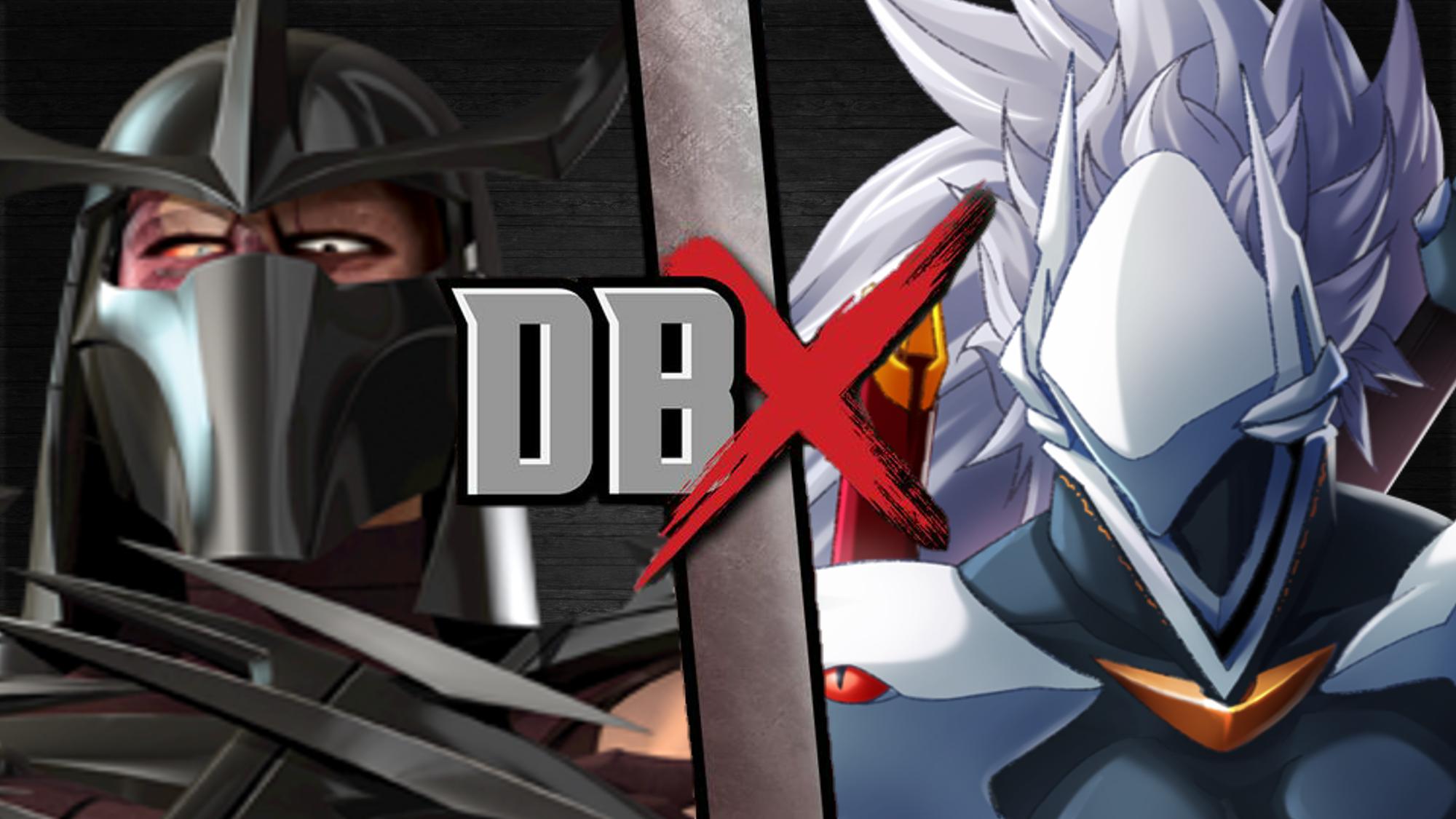 Shredder vs Hakumen | DBX Fanon Wikia | FANDOM powered by Wikia