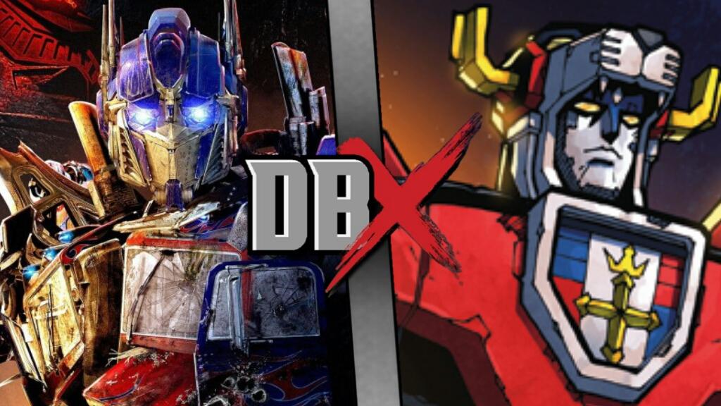 Optimus Prime VS Voltron | DBX Fanon Wikia | FANDOM ...