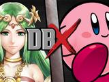 Palutena vs Kirby