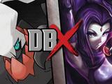 Darkrai vs Raven