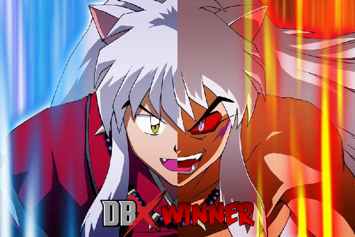 Image - Winner Inuyasha Half and Demon Form.png | DBX Fanon Wikia ...