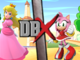 Princess Peach vs Amy Rose