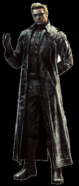 RE Wesker