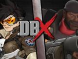 Tracer vs The Demoman