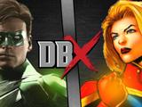 Green Lantern vs Captain Marvel